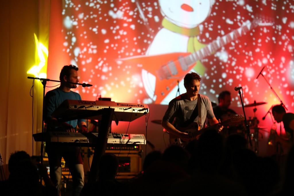 Rockové Vianoce - foto od B. Rapoša 17