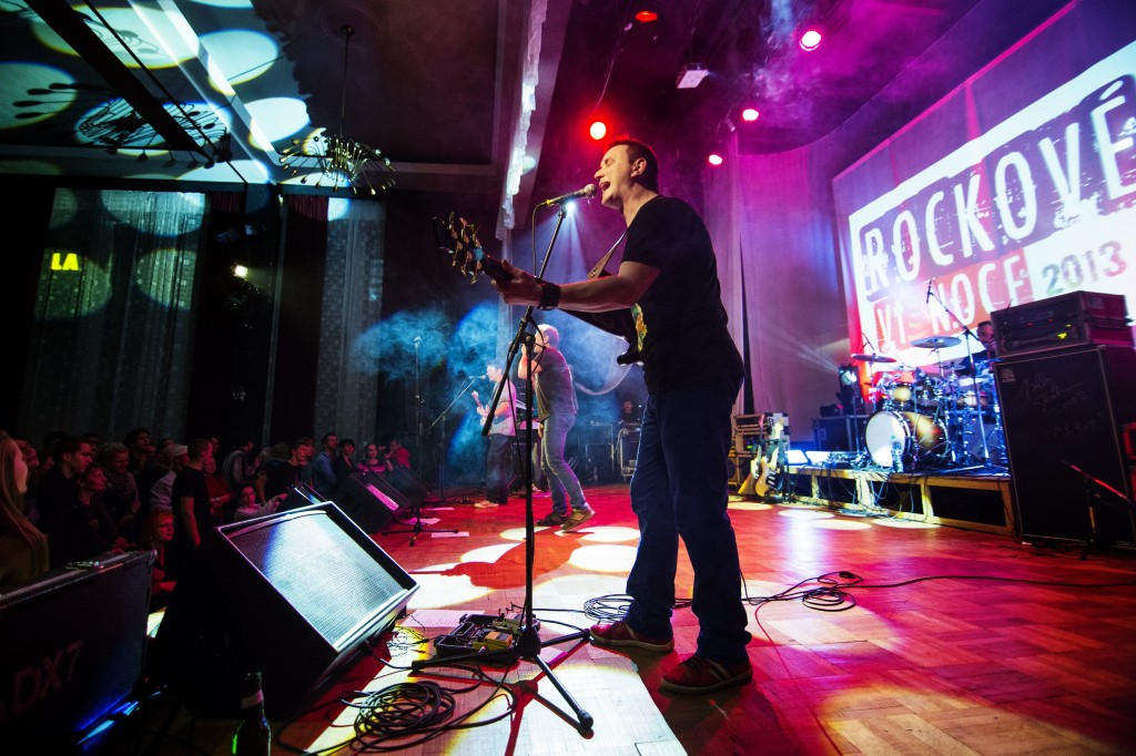 Rockové Vianoce - foto od J. Jarošovej 05