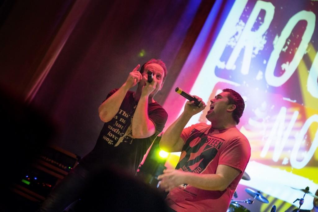 Rockové Vianoce - foto od J. Jarošovej 12