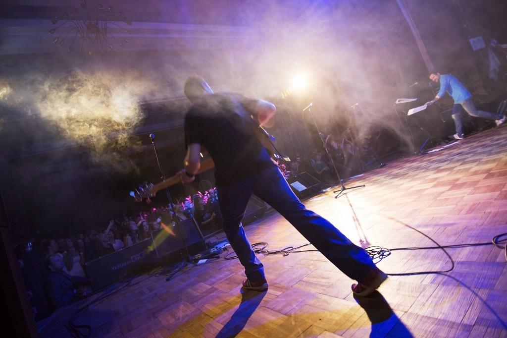 Rockové Vianoce - foto od J. Jarošovej 13
